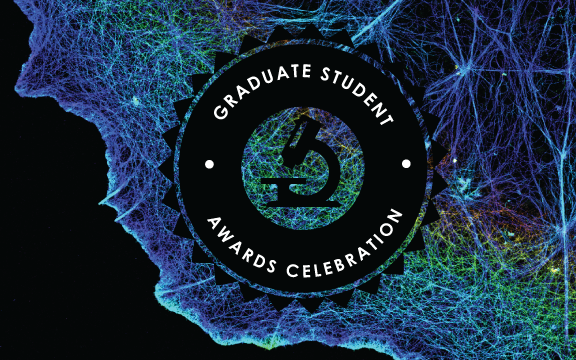 Nominations now being accepted for Graduate Student Awards!