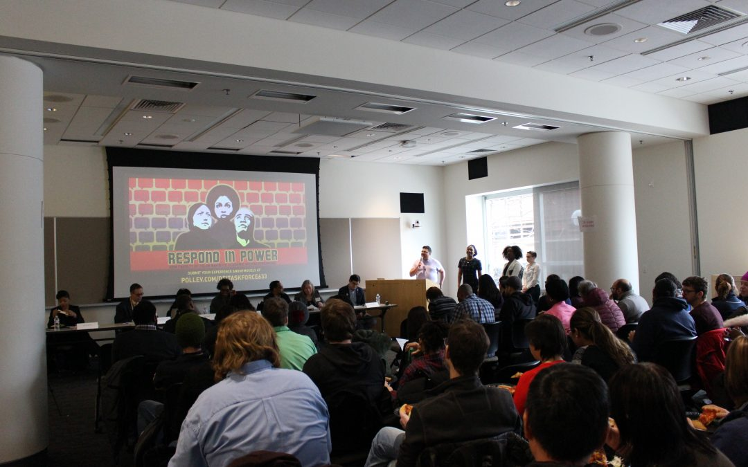 Event Summary on Respond in Power: How Faculty of Color Navigate Academic Racism